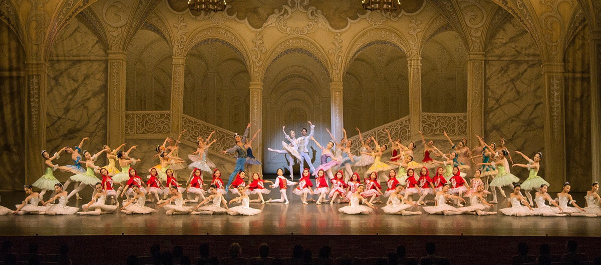 55th Anniversary Kasugai Ballet Dance Gallery